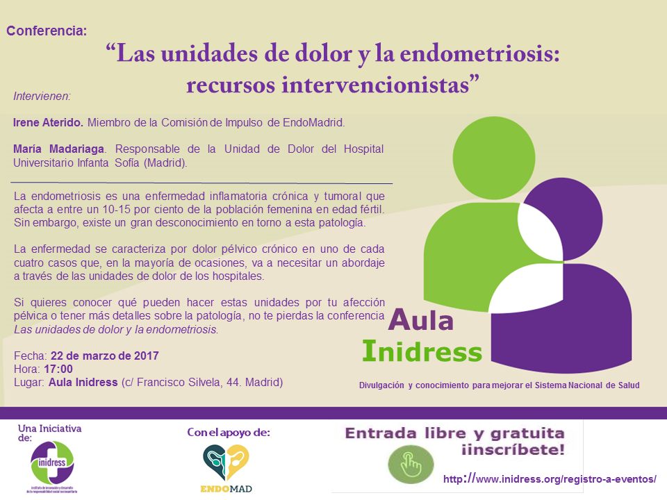 Convocatoria Aula Endometriosis