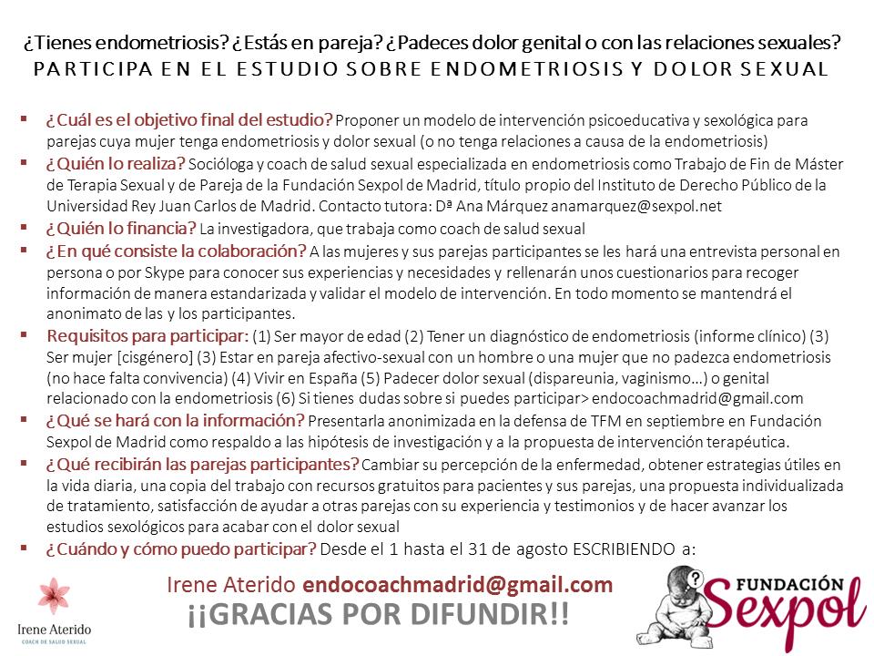 estudio endosex